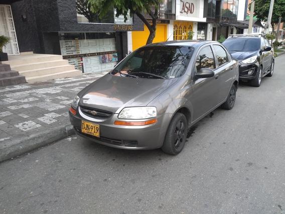 Chevrolet Aveo Sedan Motor 1.498