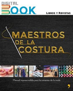 Libro Digital Maestros De La Costura