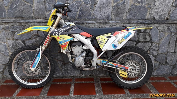 Suzuki Mrz 450 251 Cc - 500 Cc