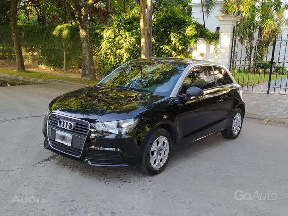 Audi A1 Attraction 1.2 Tfsi 2013 3 Puertas Negro Mt
