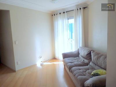 Apartamento Com 2 Dormitórios À Venda, 54 M² Por R$ 250.000 - Vila Prudente - São Paulo/sp - Ap0455