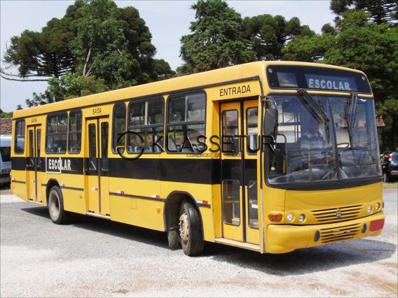 Onibus Marcopolo Torino G6 Mb Of 1721 (cod.163)ano 2002-2002