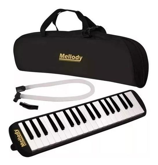 Escaleta Mellody 32 Teclas Profissional C/ Bag Loja - Full