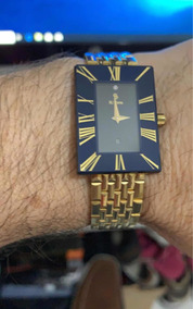Relógio H Stern De Ouro Maciço