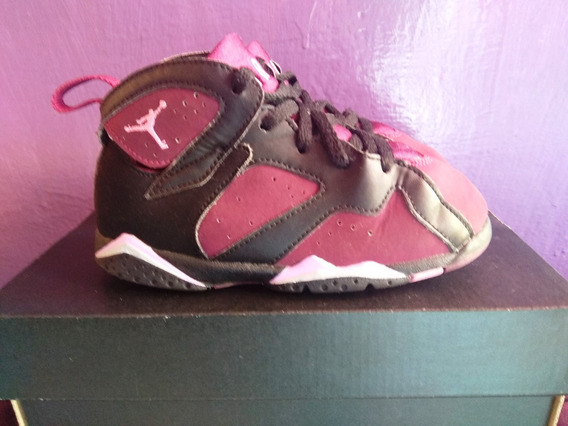 Air Jordan 7 Retro 7 Fucsia 16 Cm