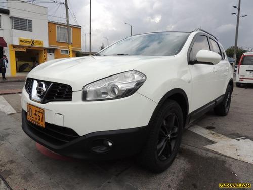 Nissan Qashqai +2 Cvt 2.0cc At Ct Aa 7psj Fe