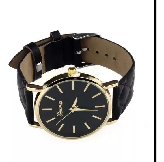 Kit 8un Relógio Feminino Geneva Luxo Atacado Lote Revenda