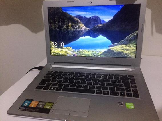 Pc Gamer Notebook I7 Full Hd Lenovo Em Perfeito Estado