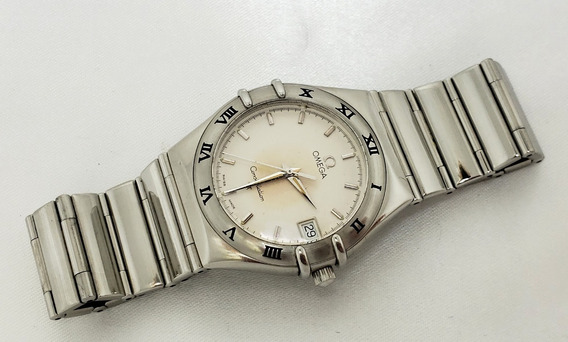 Relógio Feminino Omega Constellation Swiss Made Original