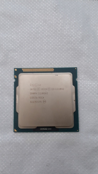 Processador Intel Xeon E3-1220v2