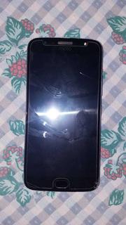 Celular Moto G5splus Semi Novo