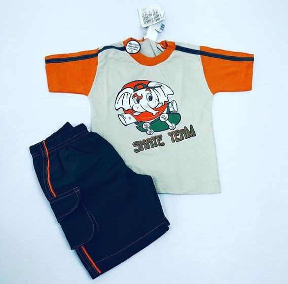Conjunto Infantil Tam G