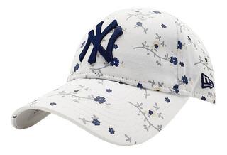 Gorra New York Yankees Mlb New Era Blossom Para Mujer