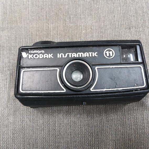 Câmera Fotografica Analógica Kodak Instamatic 11