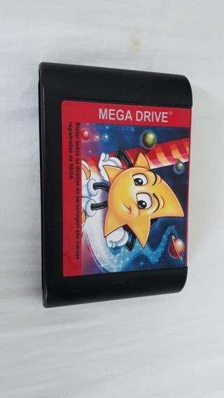 Ristar Original Mega Drive Clássico