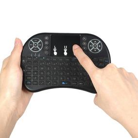 Kit 2 Mini Teclado Controle Smart Tv Led Aoc Philco Philips