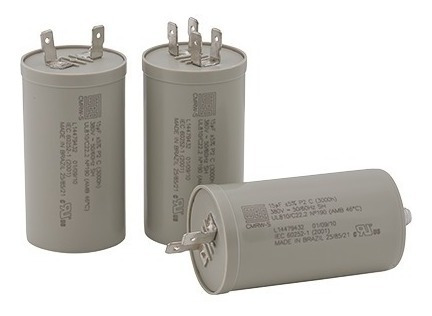 Capacitor Permanente Weg Cmlw 50uf 400v (12943506)