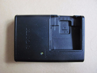 Cargador Original Bccsd Para Pila Bateria Sony Tipo D T R E