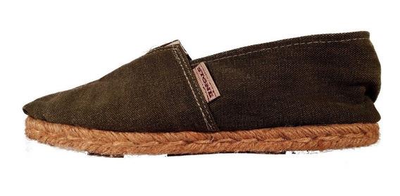 Alpargata Elastico Yute Stone Oferta Ultimos Pares Shoestore