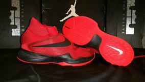 Tenis Nike Hyperrev University Red Basquetbol