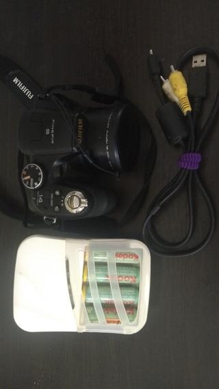 Câmera Semi Profissional Fujifilm S2800hd