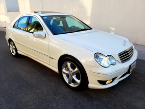 Mercedes-benz Clase C 3.5 350 Elegance Mt 2007