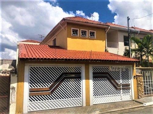 Sobrado Residencial À Venda, Alto Da Mooca, São Paulo. - So1475