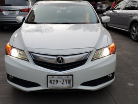 Acura Ilx 2.4 Tech At 2015 Blanco $234,000.00