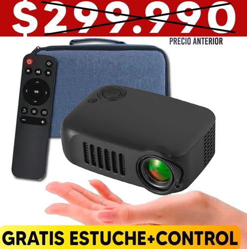 Proyector Video Beam Oferta Flash Hdmi S1080p Usb Cineencasa
