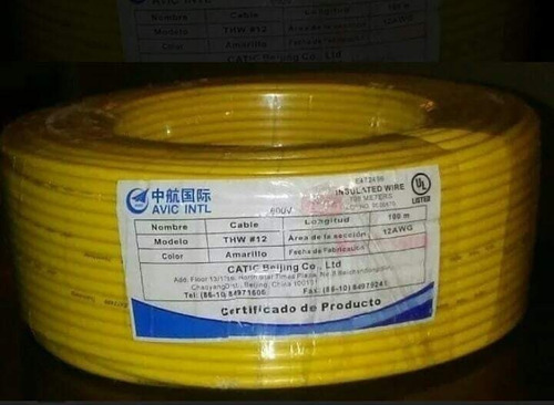 Cable Calibre 4 Avic R-100