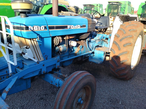 Trator Ford 6610 2un