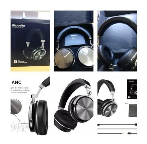 Headfone Bluetooth Bluedio T4s