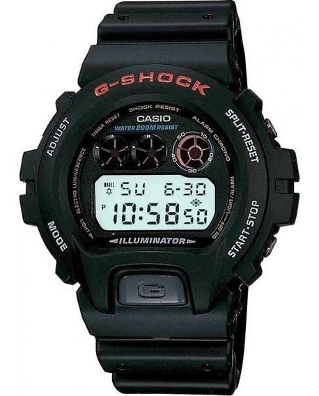 Relógio Casio G Shock Dw 6900-1vdr. 200 Metros 100% Original