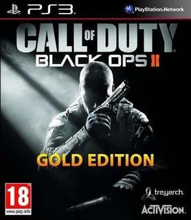 Call Of Duty Black Ops 2 Edicion Oro+ Revolution Ps3