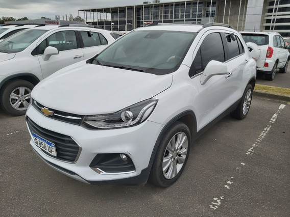 Tracker 1.8 Awd Ltz + At 2018 Solo Contado- Car One - Ez -