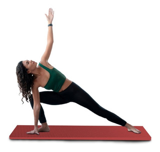 Tapete Colchonete Academia Yoga Abdominal 100x50 Eva 20mm