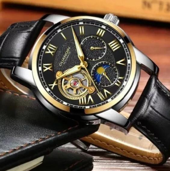 Relógio Guanqin Turbilhão Original