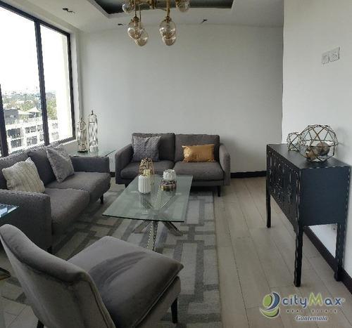 Apartamento En Construccion En Zona 15 Vista Hermosa I - Pva-003-05-15-4