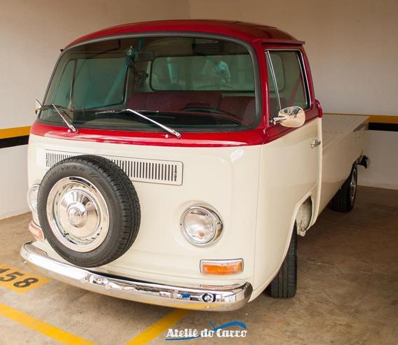 Kombi Pick Up Customizada 1986 - Vale A Pena Ver!
