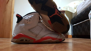 Jordan Retro 6 Originales