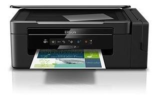 Impressora Epson Ecotank L395 Tinta Comestivel Alimentício