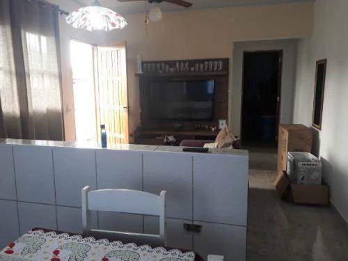 Imagem 1 de 10 de Casa No Bairro Sitio Velho Em Itanhaém - 5100