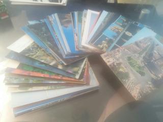 Lote 80 Cartões Postal Antigos