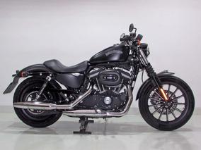 Harley Davidson - Sportster Xl 883 N Iron - 2015 Preta