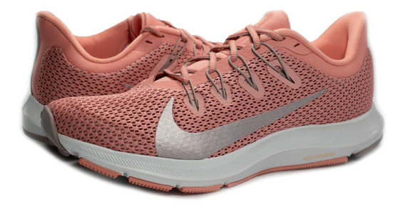 Tênis Nike Quest 2 Ci3803 Rosa/branco