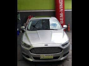 Ford Fusion 2.5 Sel 16v 2015