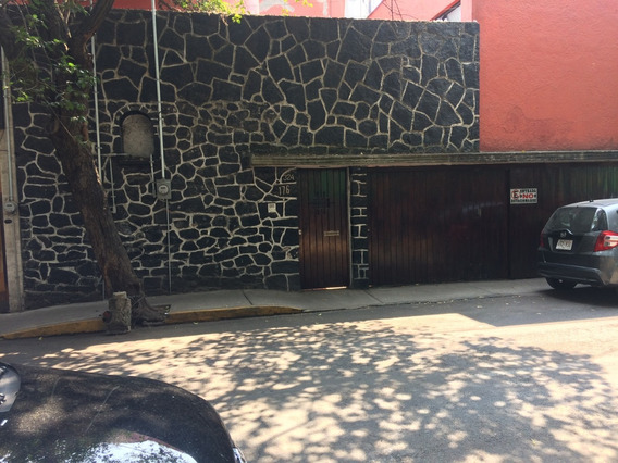 Excelente Ubicación A 5 Cuadras Del Centro De Coyoacan