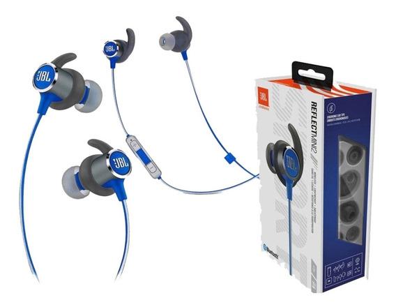 Fone De Ouvido Esportivo Jbl Reflect Mini 2 Bluetooth C/nota