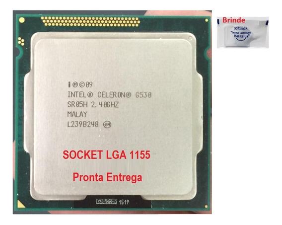 Processador Intel Celeron G530 2.40ghz 2mb 1155 2ª Geração
