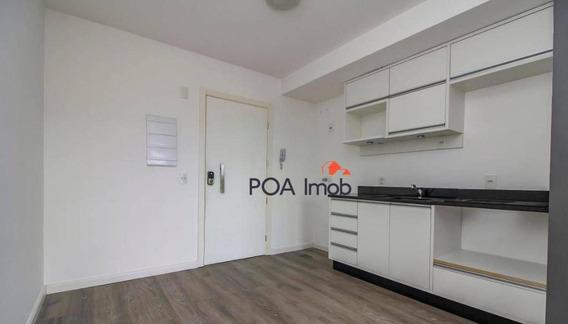 Loft Com 1 Dormitório Para Alugar, 38 M² Por R$ 1.670/mês - Jardim Botânico - Porto Alegre/rs - Lf0091